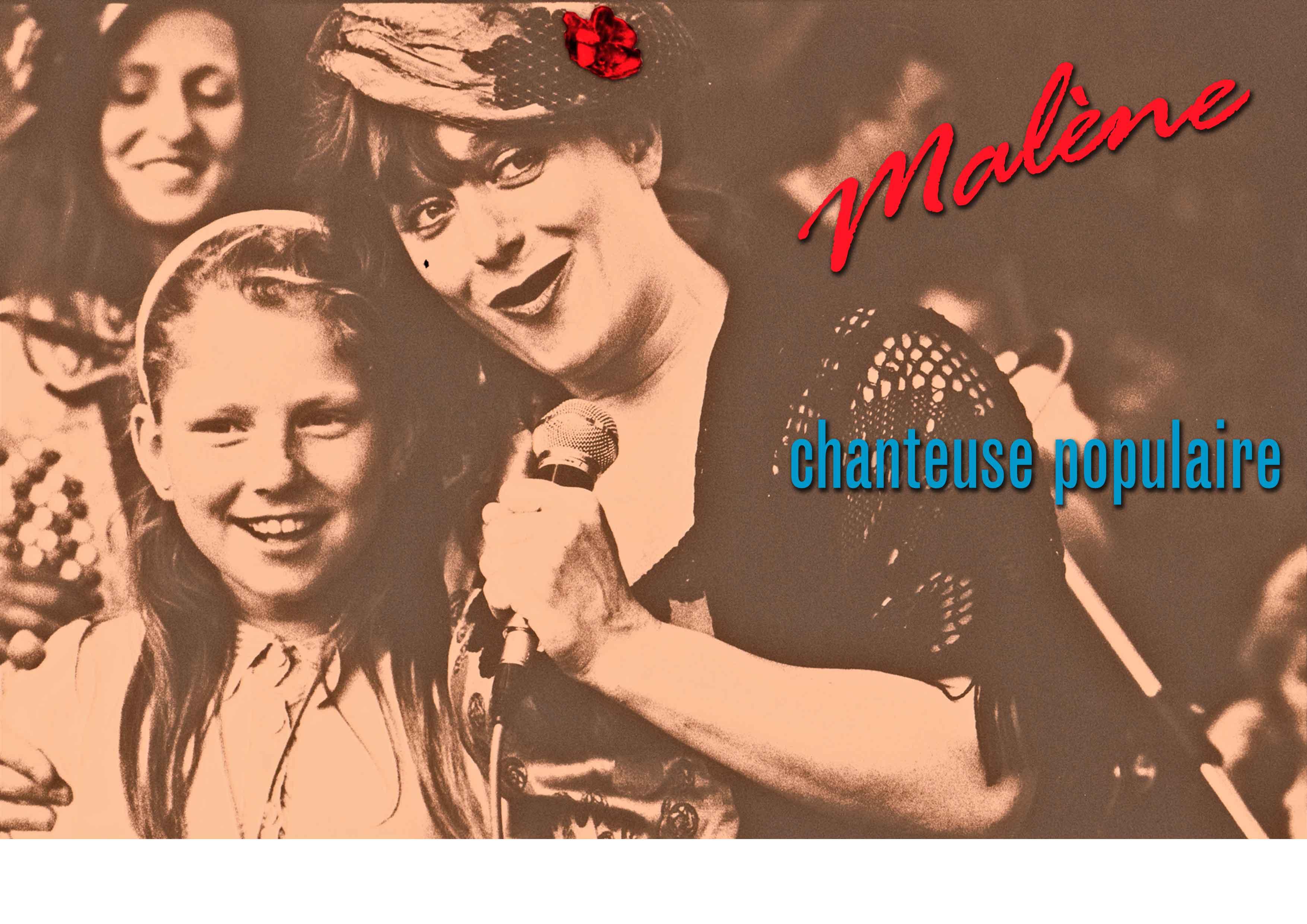Affiche de Malène